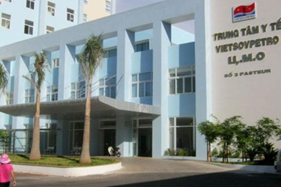 Bệnh viện cho chuyên gia của Vietso Petro - Vũng Tàu